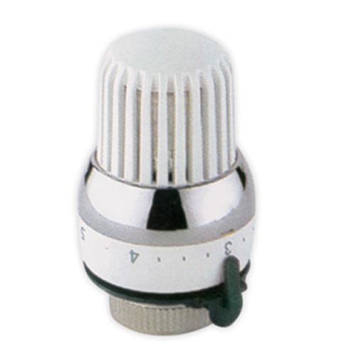 Θερμοστατικός διακόπτης δισωληνίου Brass Form 700