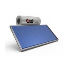 Ηλιακός Θερμοσίφωνας Calpak Mark 4 Glass 300/3H Επιλεκτικός Διπλής Ενέργειας