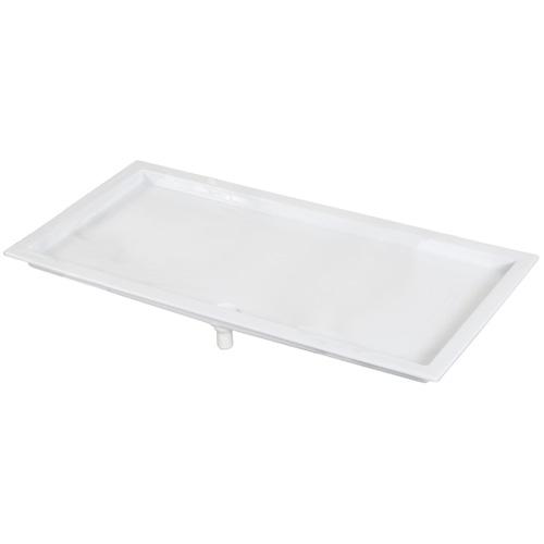 Πλαστικός δίσκος συλλογής συμπυκνωμάτων HVACSYSTEMS 9899-099-01