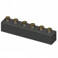 Συλλέκτης Λεβητοστασίου 3 ζωνών DN32 C90/3F LOVATO 49043732