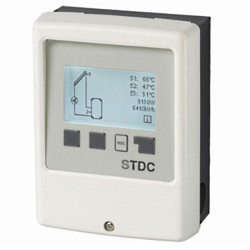 Διαφορικός θερμοστάτης Sorel STDC