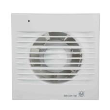 Εξαεριστήρας τοίχου - οροφής S&P DECOR 100 CH - 5210003900