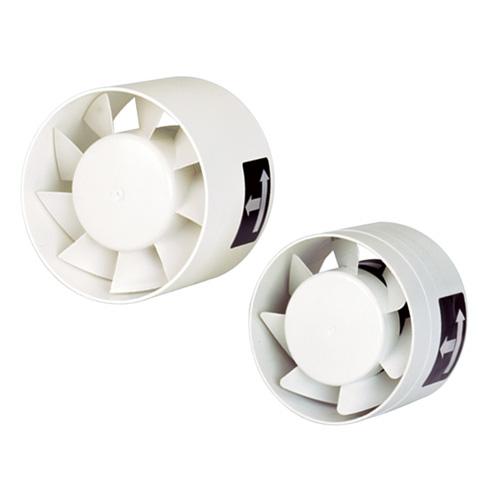 Αξονικός εξαεριστήρας τοίχου - λουτρού S&P TDM 300 - 5210226600