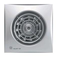 Εξαεριστήρας λουτρού S&P SILENT 100 CZ Silver - 5210415500